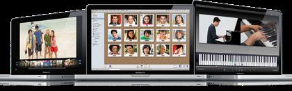 MacBook Pro 2009 シリーズ